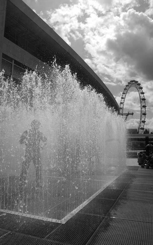 Fountain's Shadow