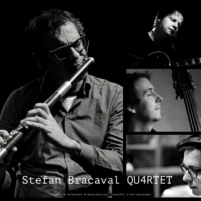 Stefan Bracaval Qu4rtet