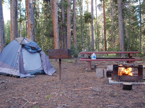 The Yes/No Campsite