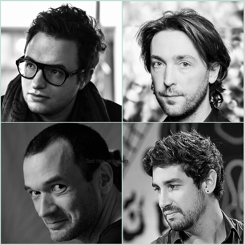 The 'Archidukes' (quartet)