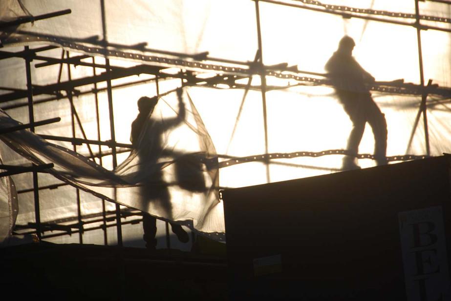 Ghostly Builders