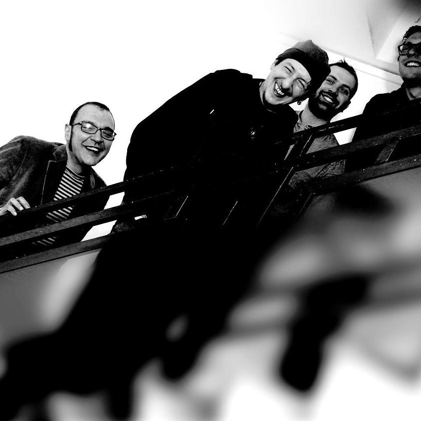 """Alberto Parmegiani Quartet """"on my radio"""""""