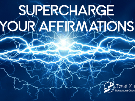 Supercharge your affirmations