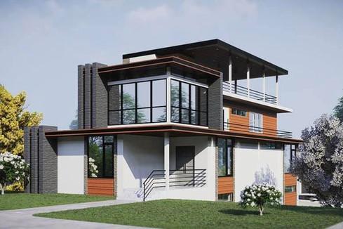 Modern build