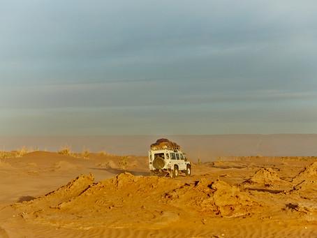 Morocco: A Desert Journey