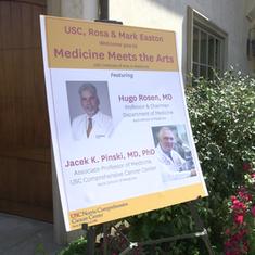 Institute for Arts In Medicine Event