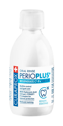 PERIOPLUS+ REGENERATE Mouth rinse (200ml)