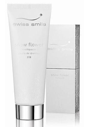 Swiss Smile Snow Flower