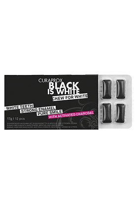 Black is White Chewing Gum