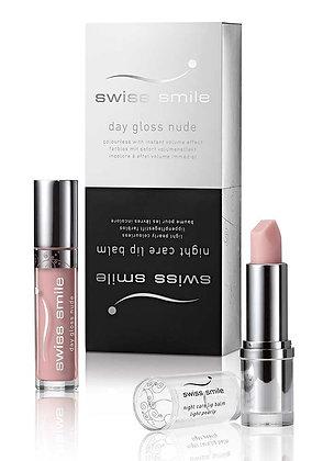 Swiss Smile Lip Balm Gloss - Day & Night