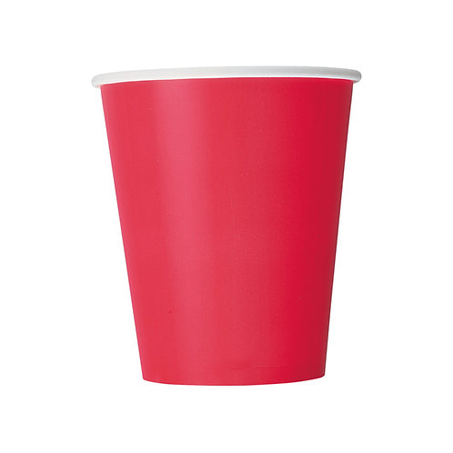 Ruby Red Cups