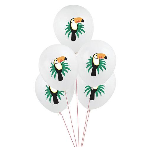 Toucan Balloons
