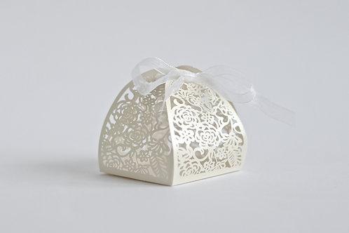 Rose Pyramid Box