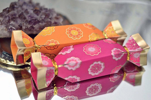 Cracker Favour Box