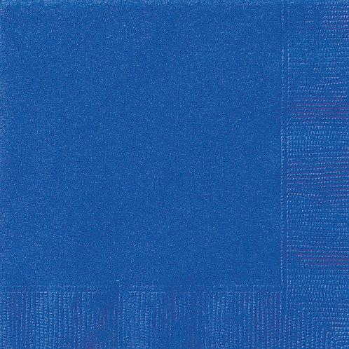 Royal Blue Napkins