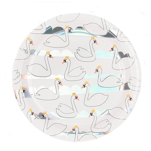 Swan Plates