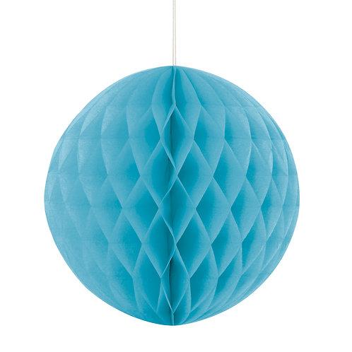 Baby Blue Honeycomb