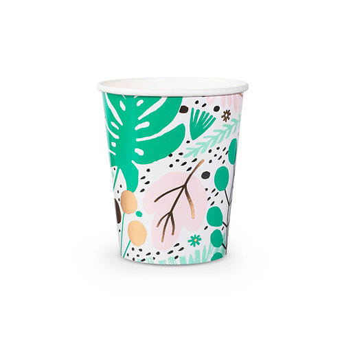 Tropical Paradise Cups