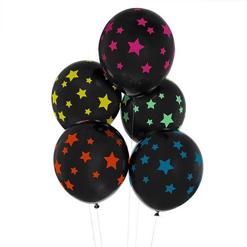 Stars Balloons