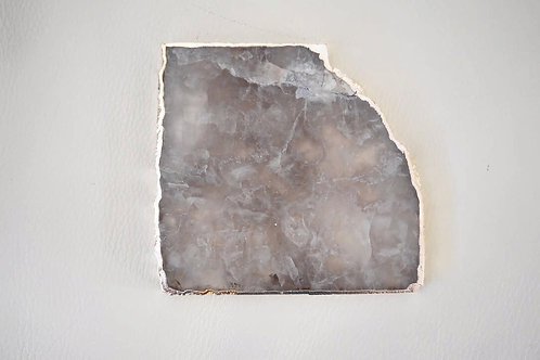 Smoky Quartz Agate Coaster