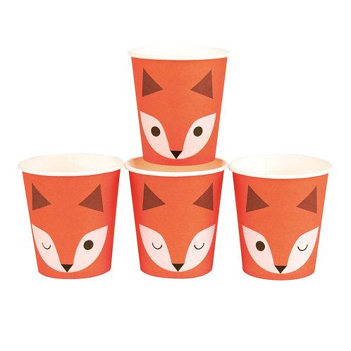Mini Fox Cups