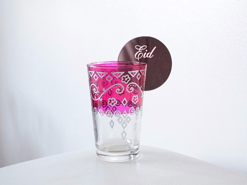 Rose Eid Drink Accessory