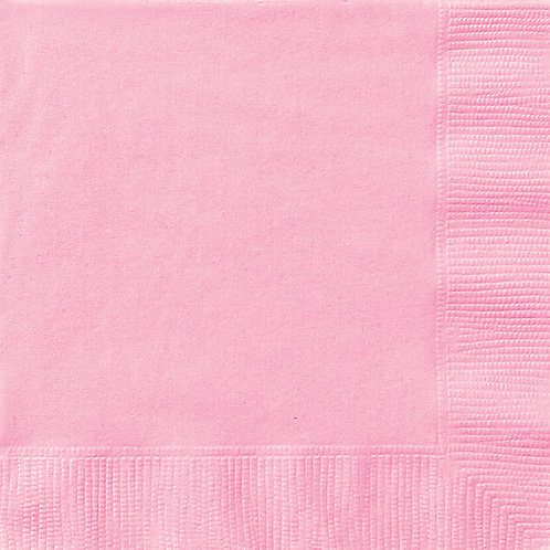 Powder Pink Napkins