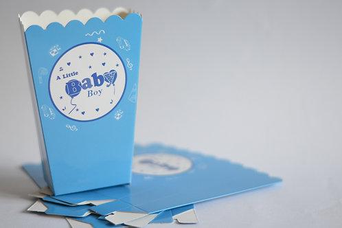 Baby Popcorn Carton