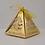 Thumbnail: Gold Pyramid Eid Mubarak Box