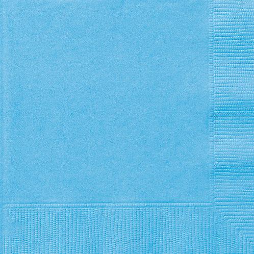 Powder Blue Napkins