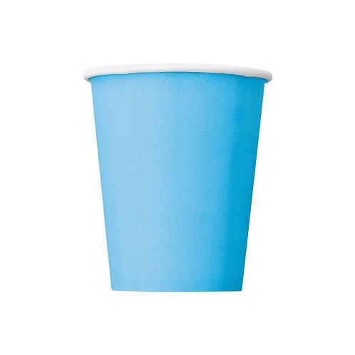 Powder Blue Cups