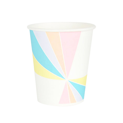 Pastel Cups