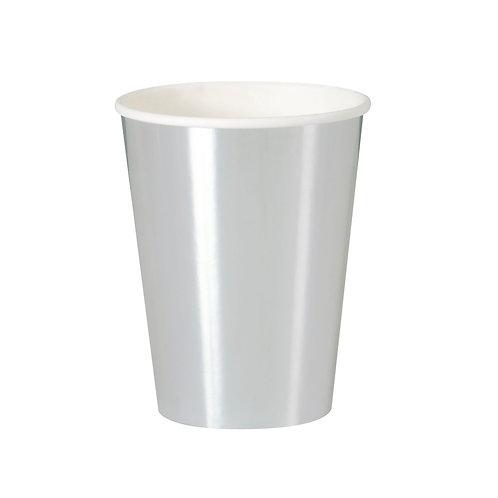 Silver Foil Cups