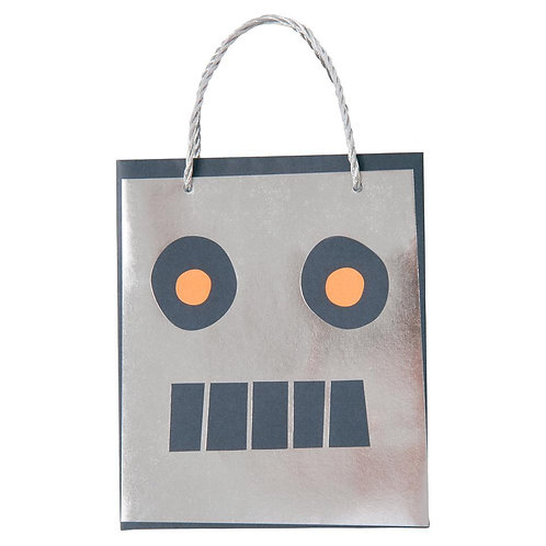 Robot Party Bags