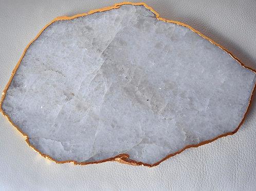 White Quartz Platter