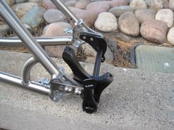 Non-Drive post mount slider