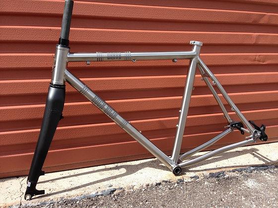 Titanium GRAVA 700C (Frame)
