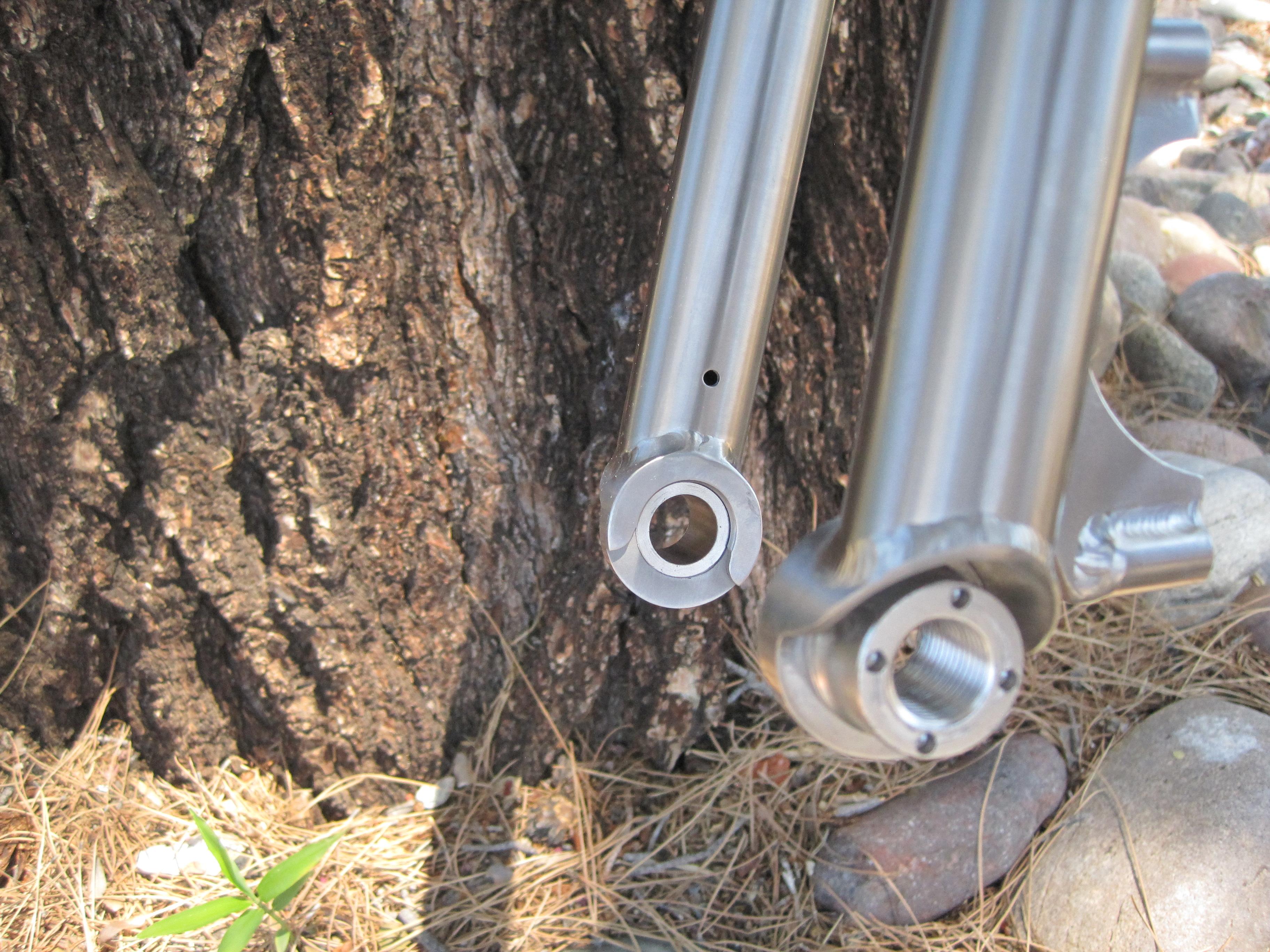 15mm Thru-Axle