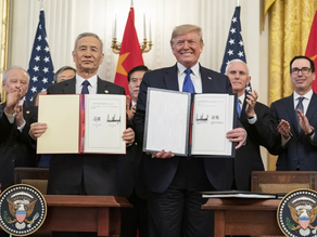 US-China Trade War: Beijing To Open Financial Sector Wider