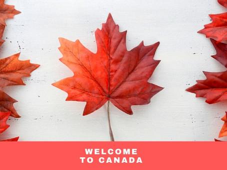 Guia de chegada no Canadá