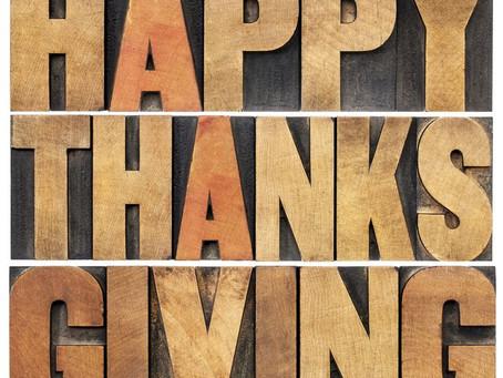 Você sabe o que é Thanksgiving?