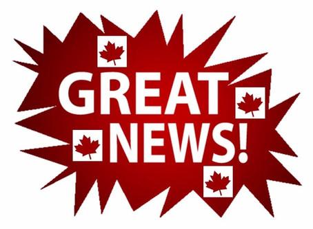 Canadá aceitará 310 mil novos residentes permanentes em 2018