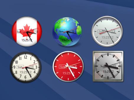Fuso horário Canadá. Quantos são eles?
