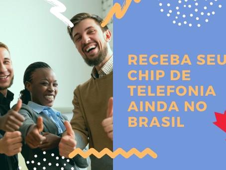 Chip de telefone canadense ainda no Brasil?