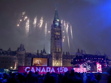 """""""Nós não construímos muros, nós construímos pontes"""", diz Trudeau em discurso"""