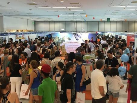 Excel participa da maior Feira de Intercâmbio do Mundo