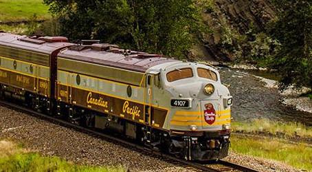 Festa nos vagões – Companhia de trem canadense comemora os 150 anos do país com viagens especi