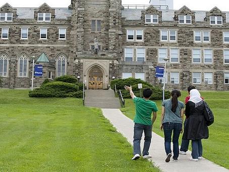 Canadá recebe recorde de estudantes estrangeiros em 2017