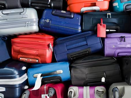 Delta airlines bagagem: novos limites de peso por bagagem em viagens internacionais.