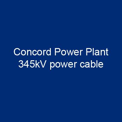 協和發電廠345kV電力電纜工程
